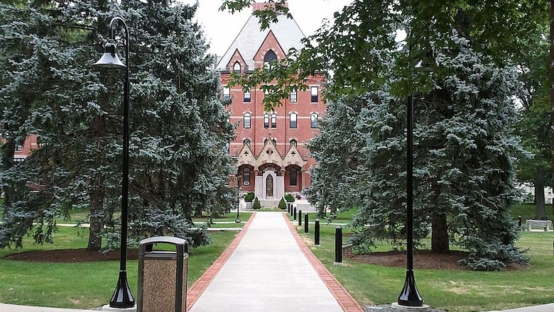 Negotiating for the future: a $368,000 utility incentive helps Dean College overhaul its campus lighting